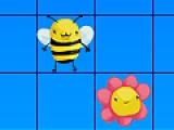 Пчелы и цветы