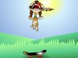 Собака и летающие тарелки