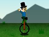 Безумие одноколесного велосипеда