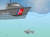 Акулы нападают