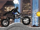 Бэтмен гонщик