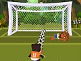 Звериный футбол 2010