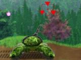 Металлический танк