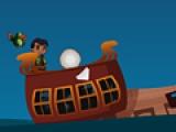 Гольф с пиратами