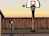 Дворовой баскетбол