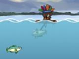 Индейская рыбалка