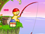 Прикольная рыбалка