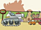 Сумасшедший танк