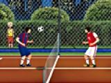 Футбольный теннис - Золотой мастер