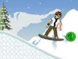 Бен 10 Сноуборд