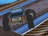 3D грузовик-монстр