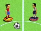 Игрушечный футбол
