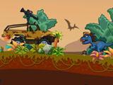Охотник на динозавра