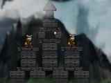 Разрушение замка