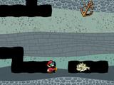 Марио против рыб