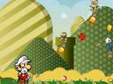 Огненный шар Марио 2