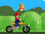 Веселая езда Марио