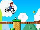 Марио на велосипеде 2
