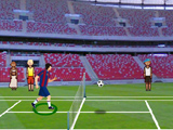 Теннисный мяч Евро 2012