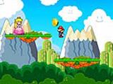 Поцелуй принцессы и Марио