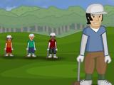 Ускоренный гольф
