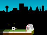 Футбольный скачок