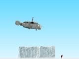 Спираль - арктическая спасательная игра