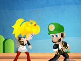Уличные бои Марио