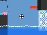 Качели и футбол