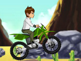 Миссия на мотоцикле Бена 10