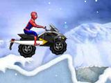 Снегоход Спайдермена