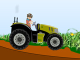 Трактор Дэна Бакугана