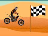 Мотоцикл по песку- вызов Сахары