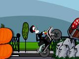 Жестокий мотоциклист