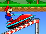 Марио на водном скутере