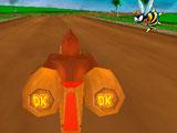 Донки Конг на мотоцикле 3D