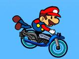 Марио мотоциклист