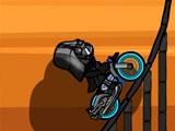 Дарт Вейдер на мотоцикле