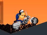 Приключения полицейского мотоциклиста