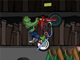 Супер мотоцикл Халка