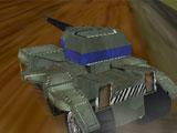 Гонки военных танков