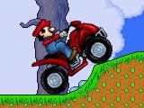 Навыки Марио на квадроцикле