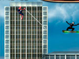 Человек-паук спасает Мэри Джейн