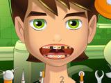 Проблемы с зубами Бена 10