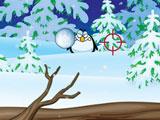 Летящие снежки