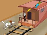 Удерживайте поезд