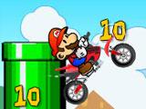 Акробатический мотоцикл Марио