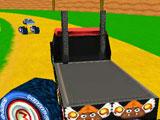 Монстр грузовик Марио