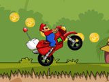 Марио гонщик по холмам