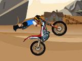 Подвиги на мотоцикле